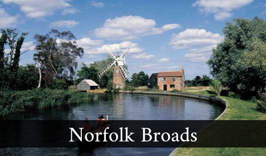 Norfolk Broads Fishing Holidays